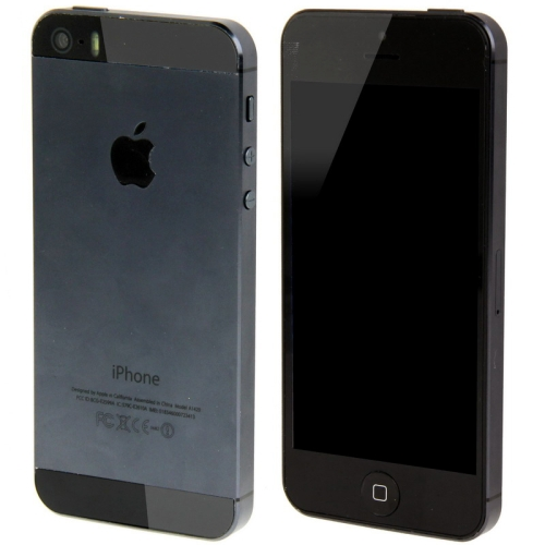 Dark Screen Non-Working Fake Dummy, Display Model for iPhone 5S [S